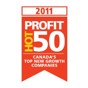 PROFIT 50 2011